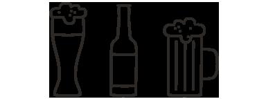 Getränke, Bier, B30, Bar, Lounge