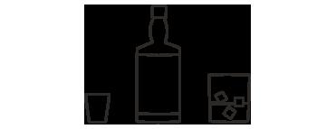 Getränke, Spirituosen, B30, Bar, Lounge