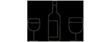 Getränke, Wein, B30, Bar, Lounge