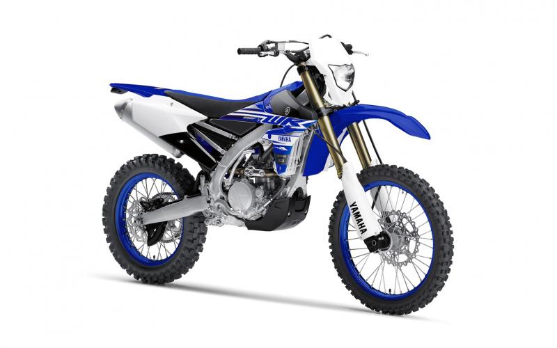 Yamaha WR250F EnduroGP