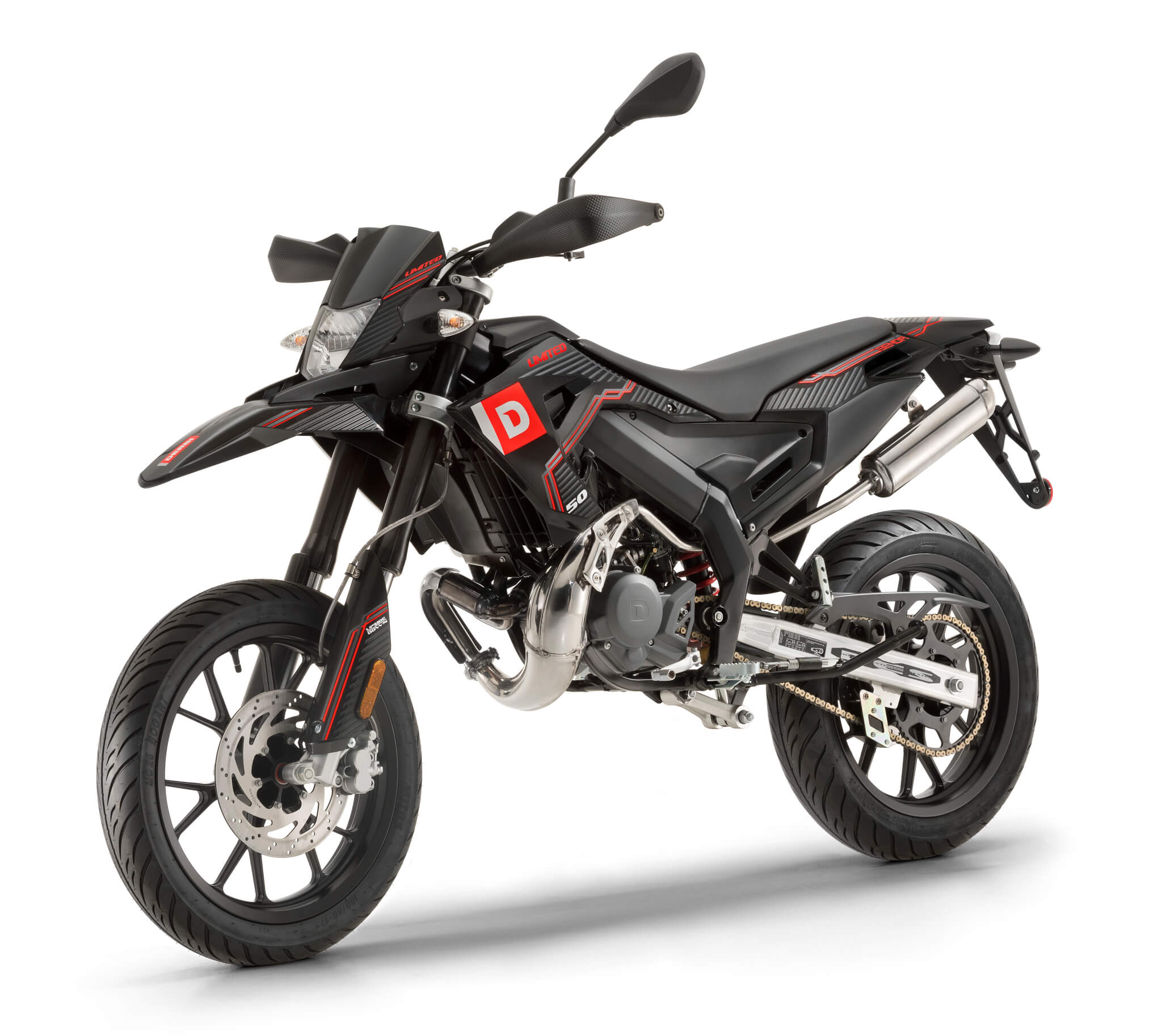 DERBI SENDA X-Treme 50 SM Limited Edition