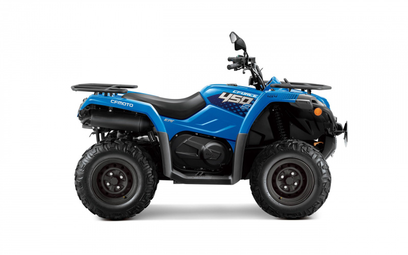 Cforce 450 S ONE EFI 4×4